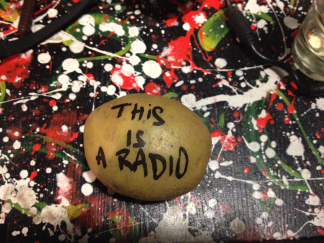 Potato Radio